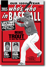 2015 Who's Who in Baseball